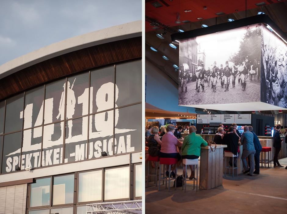14-18 spektakel-musical + de foyer