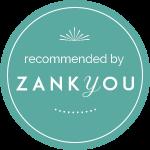 Gepubliceerd op Zankyou Weddings