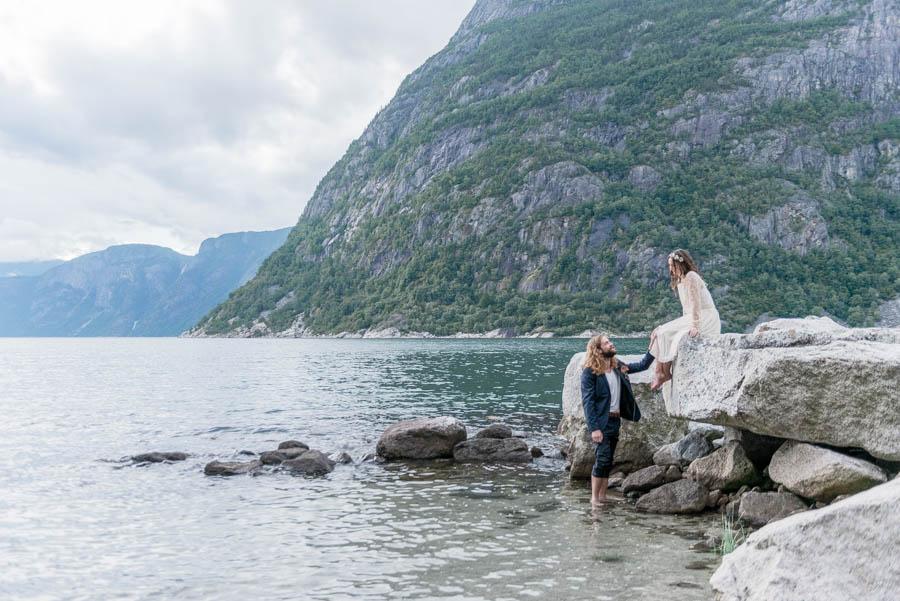 Trouwfotograaf Noorwegen