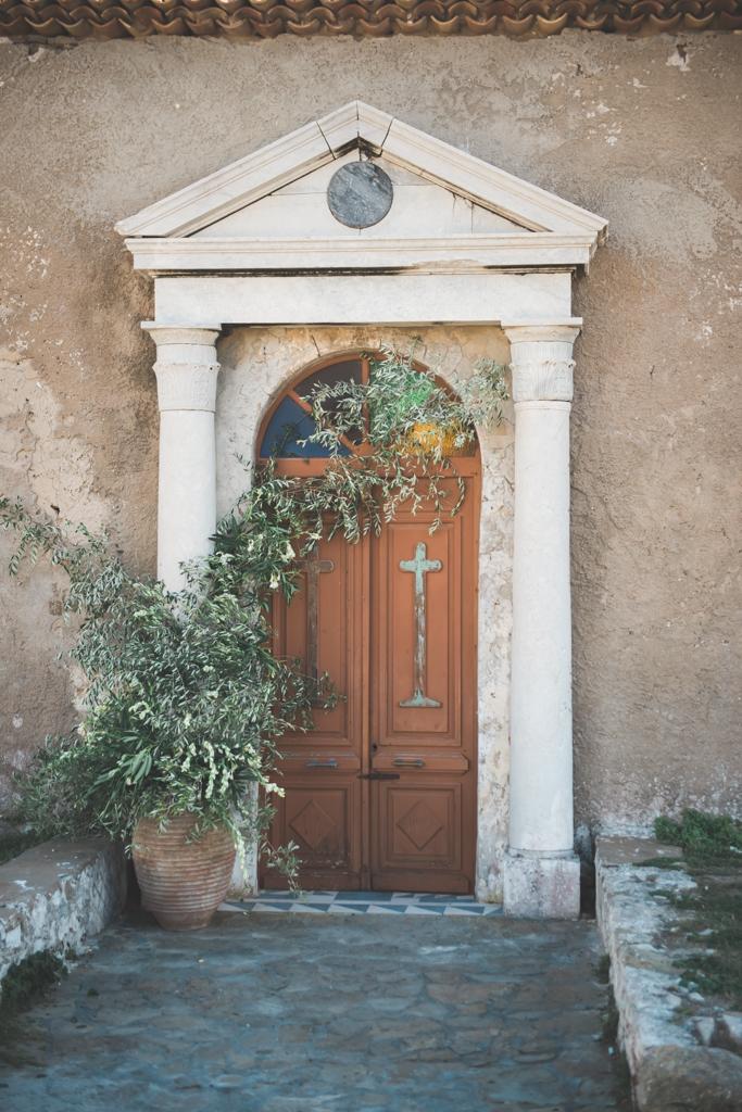 Kerkje in Messenia dat perfect is voor een bruiloft in Griekenland