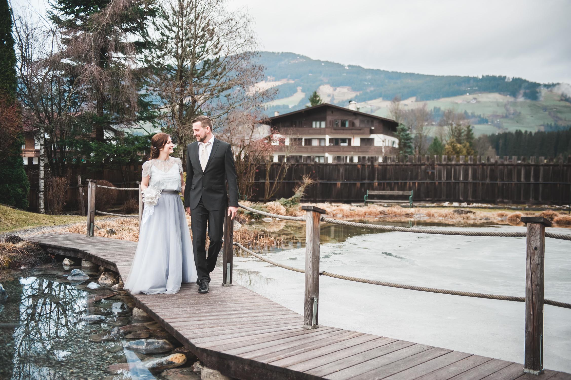 Trouwfotografie in Oostenrijk