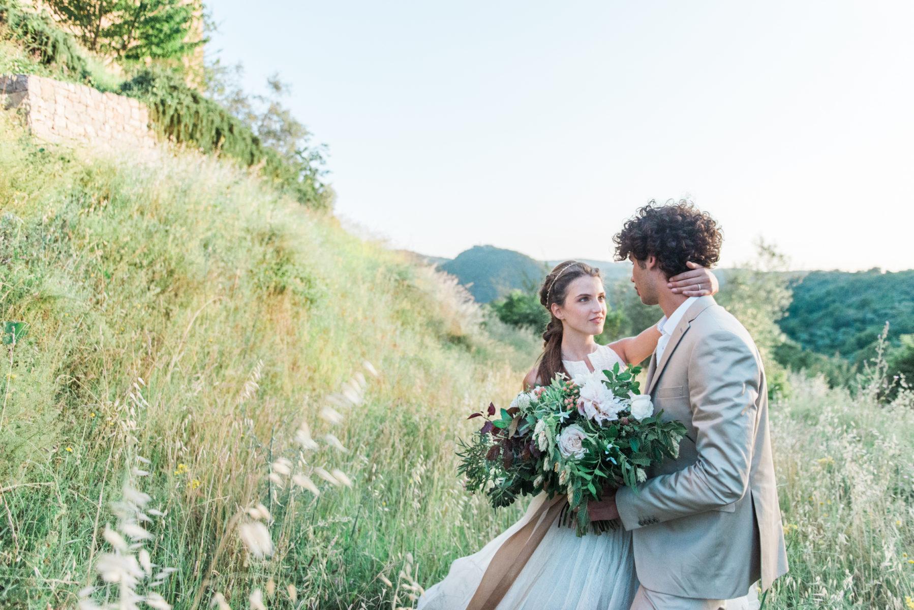 Nederlandse trouwfotograaf in Toscane