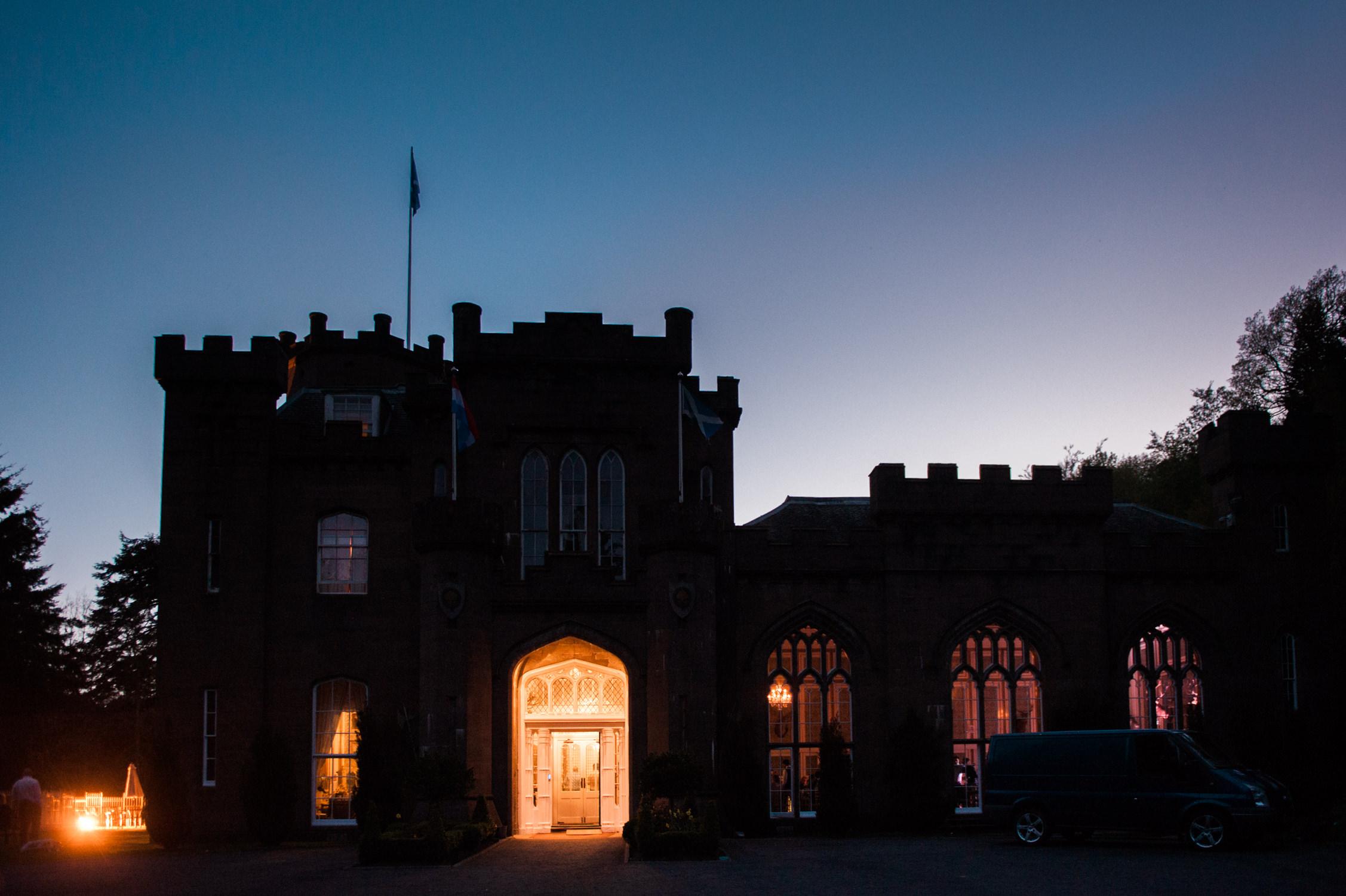 Trouwweekend in Drumtochty Castle – Wit Photography